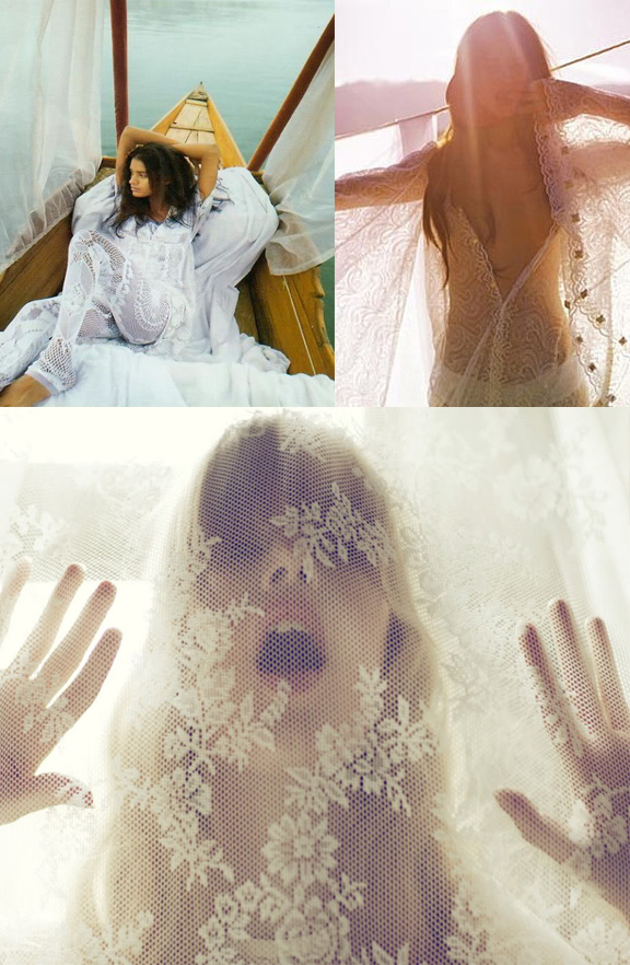 Spring Trends – Lovely Lace